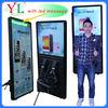 Tri-color LED moving sign ,led message display board,advertising led display,led walking billboards (Direct Manufacturer)