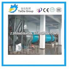 Zhengzhou TAIDA Sawdust rotary dryer unit