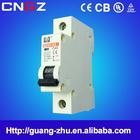 hot sale MCB 2 amp circuit breaker