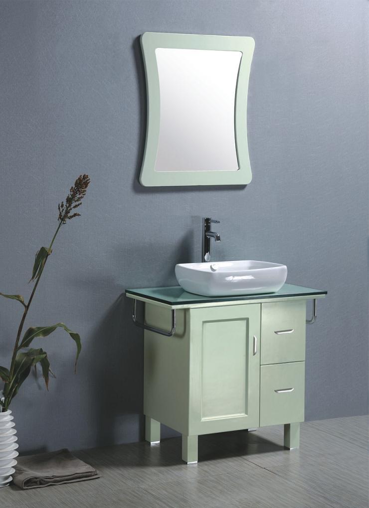 goedkope badkamer ijdelheid goedkope houten kast badkamer wastafel