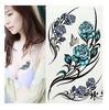 صورة زهرة جميلة ملصقا الوشم