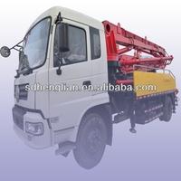 Supply 2014 High Quality New Concrete Pump Trucks