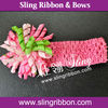 Wholesale High Quality Colorful Elastic Headband