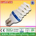 ahorro de energía de luz de ahorro de energía cfl material primas