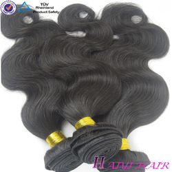 Tangle Free Factory Wholesale Guangzhou Hot Beauty Unprocessed Human Hair 5A