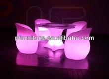 LED bar chair