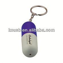 promo pill shaped usb drive
