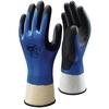 Glove-13G Nylon nitrile gloves work,nitrile coated glove,nitrile coated working glove with good price