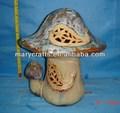 setas de cerámica