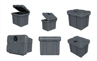 Plastic Toolbox / Truck tool boxes /