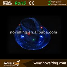 Flashing LED Hats ,Western LED Hats