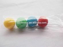 customized 7ml silicone container for wax/oil non-stick silicone liquid oil container