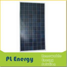 shanghai factory direct 280w poly solar panel
