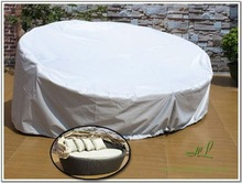 Polyester garden furniture cover outdoor furniture cover