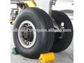 aviação calços de roda
