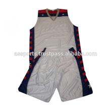 Custom Made Basketball Uniform Wholesale