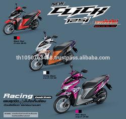 Hondx click 125 i Racing
