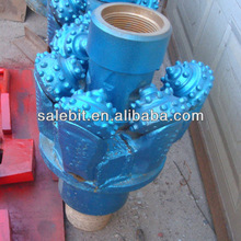 combination drill bit/concrete router bit/assembly of drill bits