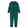 Cheap Kids Stripe Print Onesie Pajama 100% Cotton Wholesale Onesie Custom Made Jumpsuit for Children