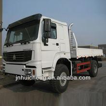 howo cargo truck,box trailer low price