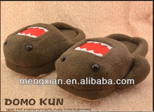 Cartoon DomoKun bedroom comfortable indoor funny Children slipper&shoes
