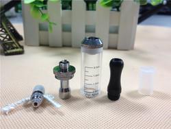 glass cigarette, 2ml ecig clearomizer vivi nova e cigarette vivi nova rotatable