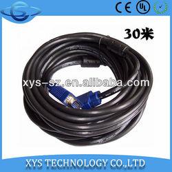 High Quality vga cable 30M