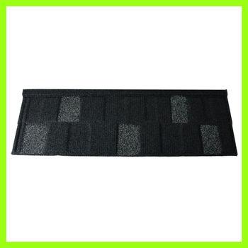 best asphalt stone coated steel roof shingle tile patterns
