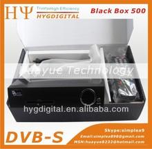 Best quality Dm500 S/C/T blackbox 500 Satellite receiver