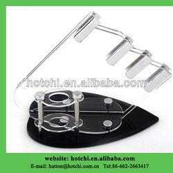 classical design royal kitchen knife set knife block