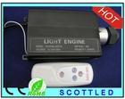 20 keys RF remote controller ,AC100-240V input 16W led IR fiber optic illuminator to12m remote distance