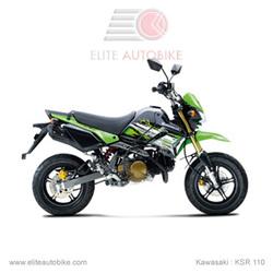 Kawasaki KSR 110-2 Green