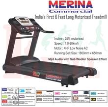 Merina Commercial AC Motorized Treadmill