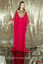 latest abaya designs 2014 dubai /DUBAI VERY FANCY KAFTANS abaya jalabiya Ladies Maxi Dress Wedding gown earring