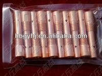 Panasonic 350 inner thread male and female brass tip holder