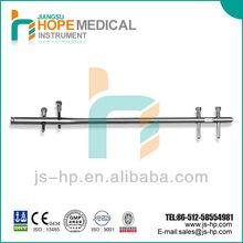 Tíbia bloqueio unhas, Implantes ortopédicos / titânio - esperança