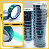 ISO9001 Certified 500mm X 33M 200C PET masking tape jumbo roll