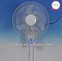 Lastest style 12v dc wall mount fan tower fan wall mounted fan coil unit