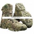 Su geçirmez savaş askeri çizme,- TACS, delta, magnum- 5102 kamuflaj ayakkabı
