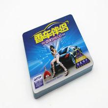 Custom Metal /Steel DVD Tin Box