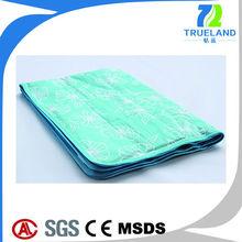 Momery foam PCM cooling mattress export to Korea summer outdoor mattress camping foam mattresses