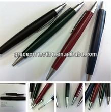 Metal famous novel design Pen brands