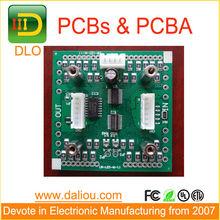 PCB Manufacturer China PCBA manufacturer aliexpress 4-layer gps pcb