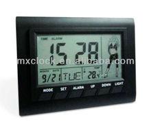 YD8109 weather forecatst digital flip clock