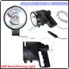 HID 513 Portable H4 Xenon lamp Light 35W 12V/24V HID off Road Light Spotlight