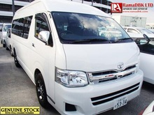 Stock#35362 TOYOTA HIACE SUPER LONG USED VAN FOR SALE [RHD][JAPAN]