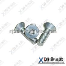 6Mo 254SMO S31254 1.4547 fasteners hex socket head set screw