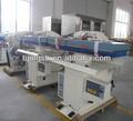 Servicio de lavandería de la prensa, servicio de lavandería de planchar de vapor de la máquina de la prensa