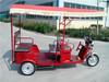 battery rickshaw/brushless electric cargo trike/electric pedicab
