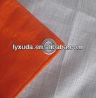 Waterproof Laminated printable pe tarpaulin poly canvas tarps woven fabric,truck cover